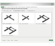 Online-Berechnungsprogramm für Linearführungen und angetriebene Lineareinheiten