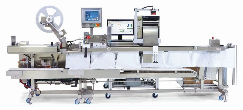 News: Automated Packaging: Adresse zuerst