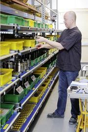 Lagerlift: Kleiner, schneller, effizienter
