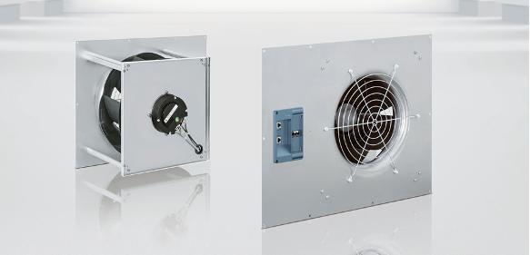 Ventilatoren mit energieeffizienter Green-Tech-EC-Technologie