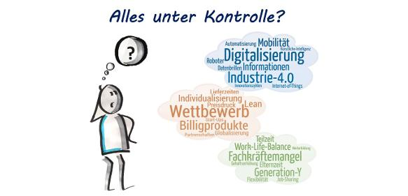 Open House: Die 5 Topics der digitalen Agenda