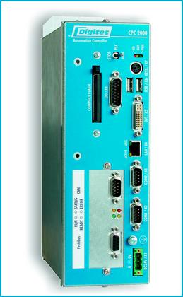 Schaltschrank-PC: Klein, stark und robust