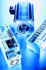 Antriebstechnik (AT),: Lösungen für Motion Control