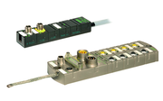 E/A-Module: Passive Sicherheitstechnik integriert