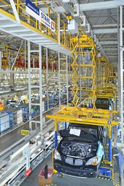 Autoboom in China: Stahl Cranes vor Expansion