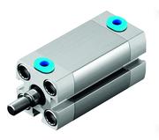 Normzylinder: Integrierter Polymerdeckel