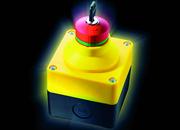 Elektrotechnik/Elektronik (ET): Gehäuse für Not-Aus-Tasten