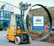 Fluidtechnik: Riesenkupplung bis zwei Meter Durchmesser