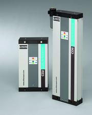 Adsorptionstrockner: Druckluftaufbereitung bei kleinen Volumenströmen