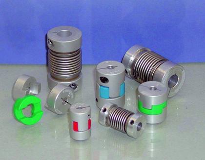 Kupplungen: Die neuen Miniaturkupplungen