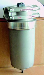 Druckluftaufbereitung: Hohe Durchflussrate