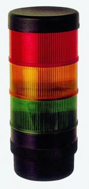 Elektrotechnik/Elektronik (ET): LED-Signalsäulen