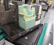 3D-gedruckte Haltevorrichtung