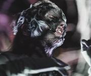 Stratasys 3D-gedruckte Maske bei BJÖRK DIGITAL