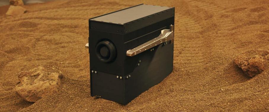 Erkundungsroboter: Marsmission für Stratasys