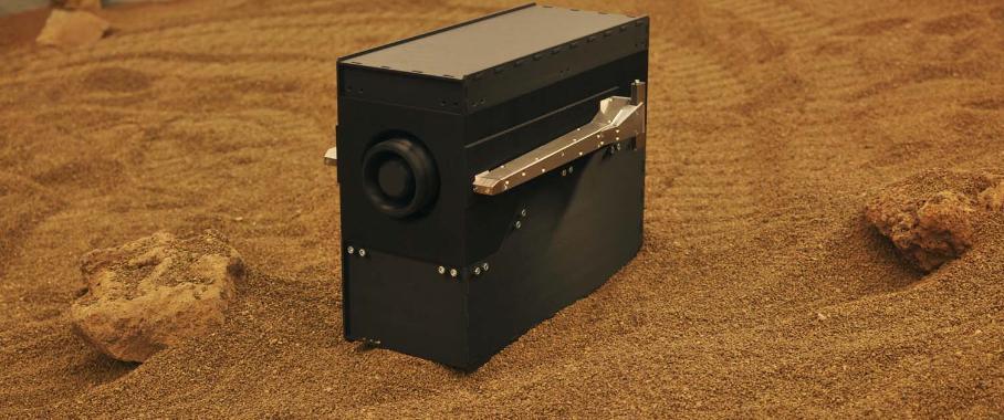 Additive Fertigung: Marsmission für Stratasys