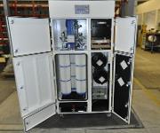 Absaug- und Filteranlage: Hoher Abscheidegrad von Anfang an