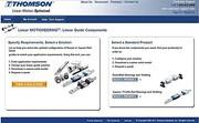 News: Thomson: Lineartechnik online konfigurieren