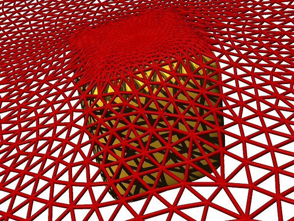 Nano-Medikamente: Wie Zellen Nanoteilchen aufnehmen