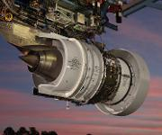 Turbofan-Triebwerk von Pratt & Whitney