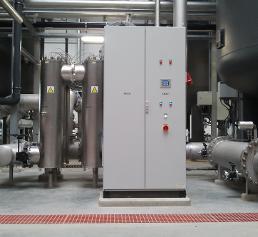 Wasseraufbereitung und UV-Behandlung in Antwerpen