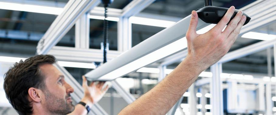 Beleuchtung am Arbeitsplatz