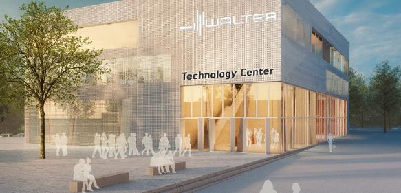 Technology Center der Walter AG