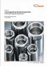 Kataloge: WEH GmbH Verbindungstechnik