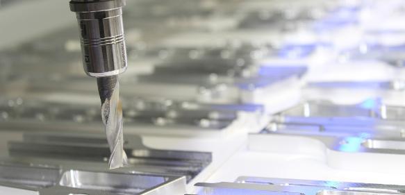 Hochgeschwindigkeits-Fräsmaschinen von Datron