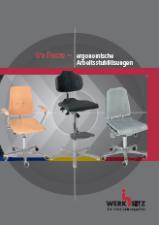 Kataloge: WERKSITZ GmbH W. Milewski
