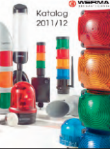 Kataloge: WERMA Signaltechnik GmbH + Co. KG