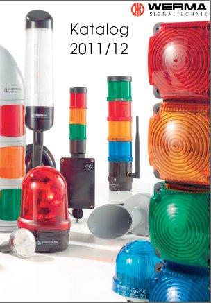 Katalog: WERMA Signaltechnik  GmbH + Co. KG