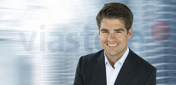 Viastore-Geschäftsführer Philipp Hahn-Woernle