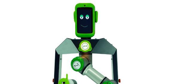Workerbot 4 Pi4 Robotics