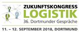 Zukunftskongress Logistik: 36. Dortmunder Gespräche