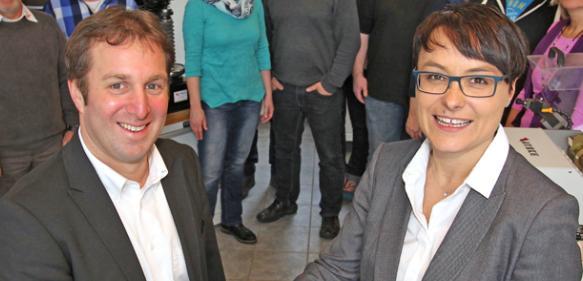 Nun auch mit Härteprüfung: Zwick holt sich Latzke